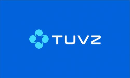 Tuvz - Brandable domain name for sale