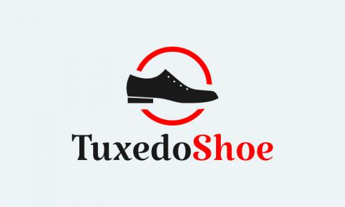 Tuxedoshoe - E-commerce company name for sale