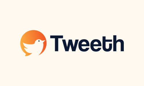 Tweeth - Marketing brand name for sale