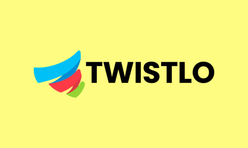 Twistlo - Playful product name for sale