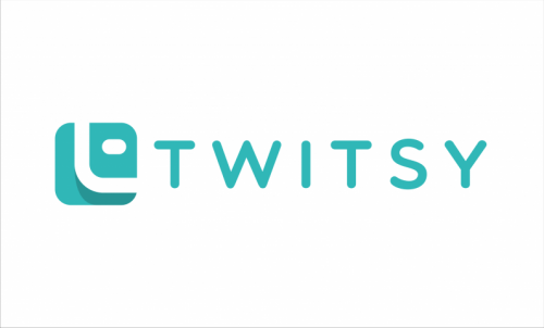 Twitsy - Marketing domain name for sale
