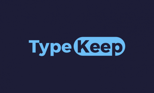 Typekeep - Technology company name for sale
