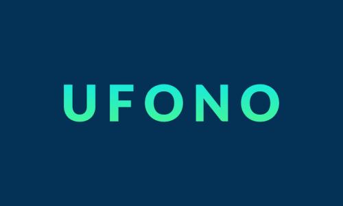 Ufono - Original brand name for sale