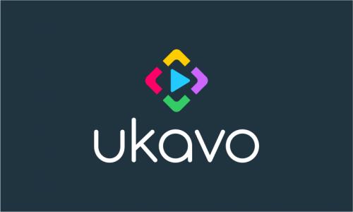 Ukavo - Writing brand name for sale