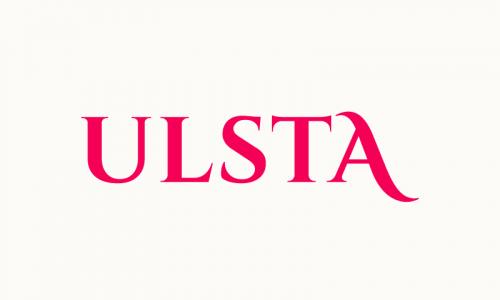 Ulsta - E-commerce business name for sale