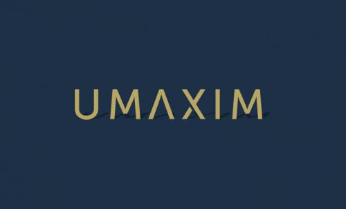 Umaxim - E-commerce brand name for sale