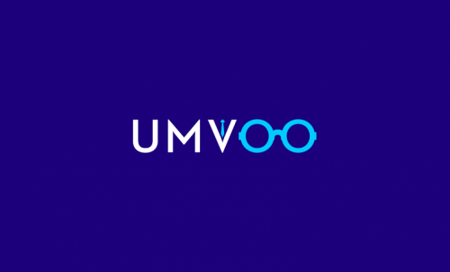 Umvoo - Modern business name for sale
