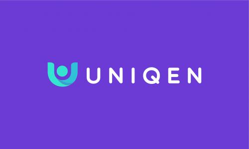 Uniqen - Marketing startup name for sale