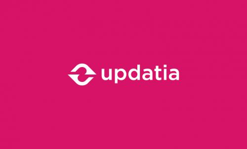 Updatia - Brandable brand name for sale