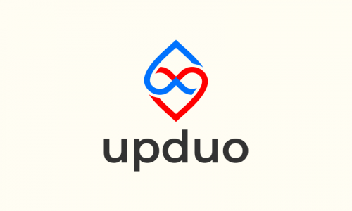 Upduo - Social business name for sale