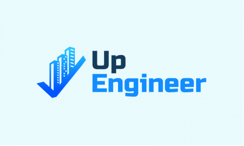 Upengineer - Engineering company name for sale