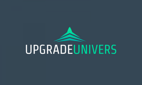 Upgradeunivers - E-commerce business name for sale