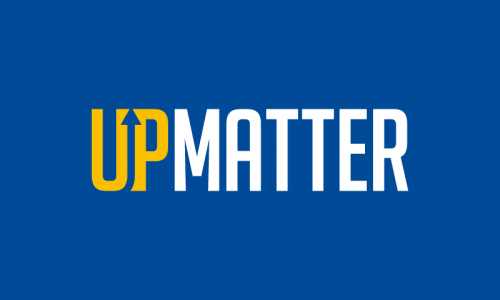Upmatter - Business company name for sale