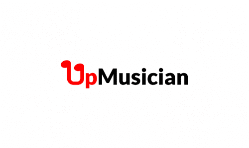 Upmusician - Audio startup name for sale
