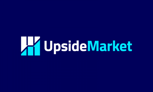 Upsidemarket - Investment company name for sale