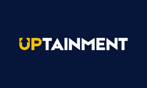 Uptainment - Marketing startup name for sale