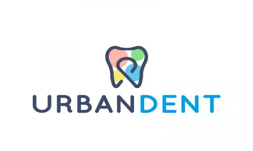 Urbandent - Dental care startup name for sale