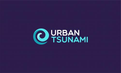 Urbantsunami - Business startup name for sale