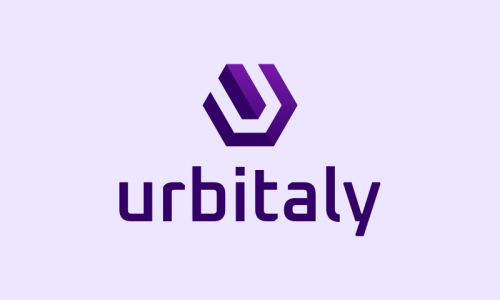 Urbitaly - Technology business name for sale