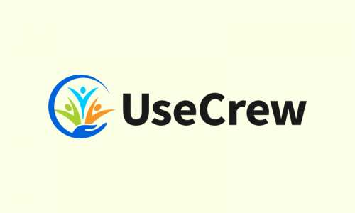 Usecrew - Recruitment business name for sale