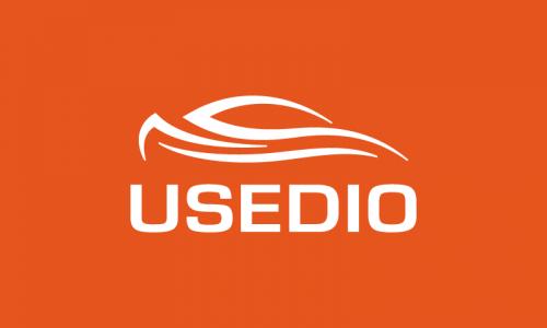 Usedio - Automotive brand name for sale