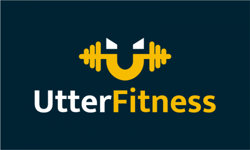 Utterfitness - Fitness business name for sale