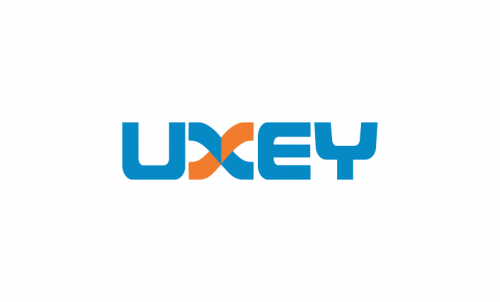 Uxey - Contemporary business name for sale