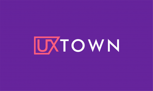 Uxtown - Finance domain name for sale