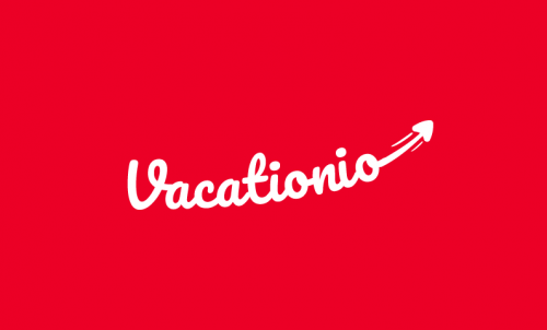 Vacationio - Travel company name for sale