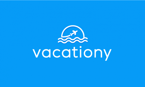 Vacationy - Travel startup name for sale