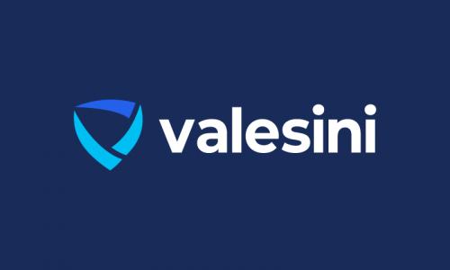 Valesini - Beauty brand name for sale