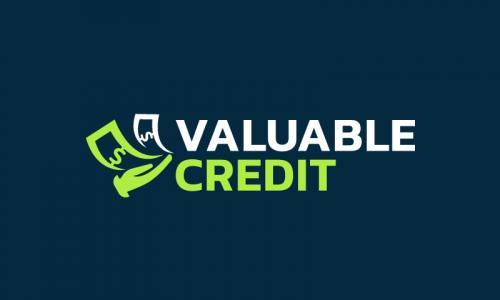 Valuablecredit - Loans business name for sale