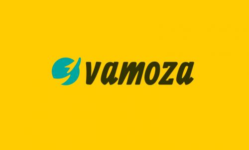 Vamoza - Amazing brandable domain name