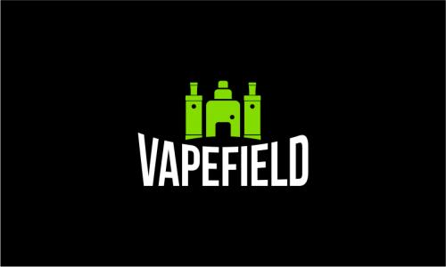 Vapefield - E-commerce domain name for sale
