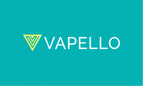 Vapello - Cannabis company name for sale
