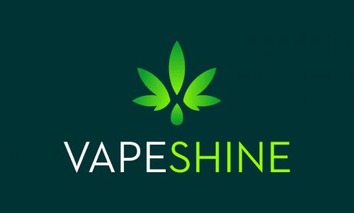 Vapeshine - Dispensary startup name for sale