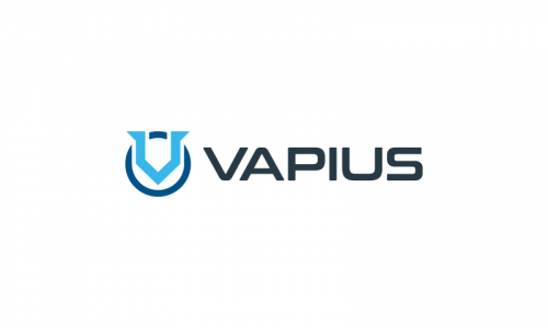 Vapius - E-commerce business name for sale