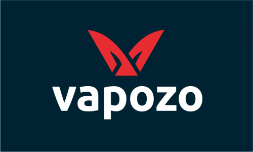Vapozo - Invented business name for sale