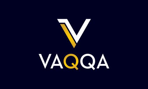 Vaqqa - Brandable company name for sale