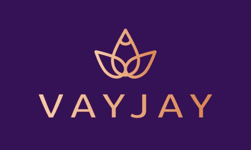 Vayjay - Technology company name for sale