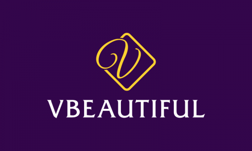 Vbeautiful - Fashion startup name for sale