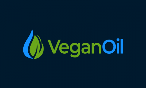 Veganoil - E-commerce company name for sale