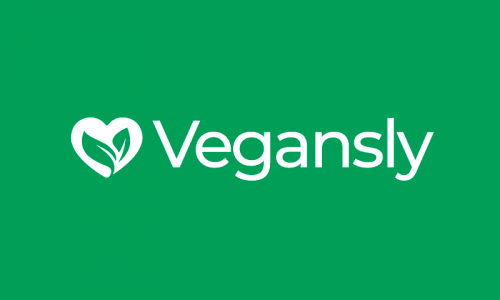 Vegansly - Food and drink domain name for sale