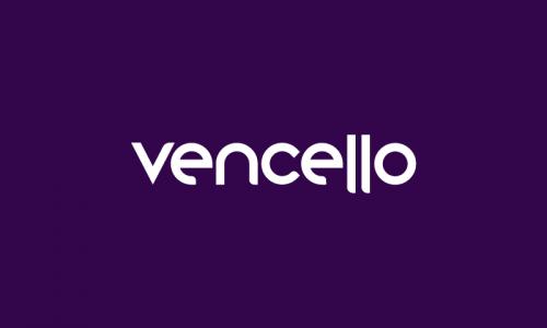 Vencello - E-commerce company name for sale