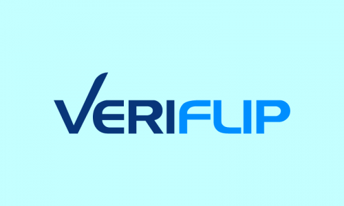 Veriflip - E-commerce business name for sale