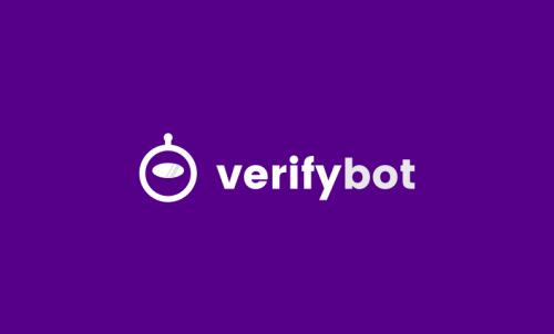 Verifybot - Robotics brand name for sale