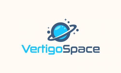 Vertigospace - Space domain name for sale