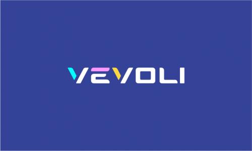 Vevoli - Retail startup name for sale