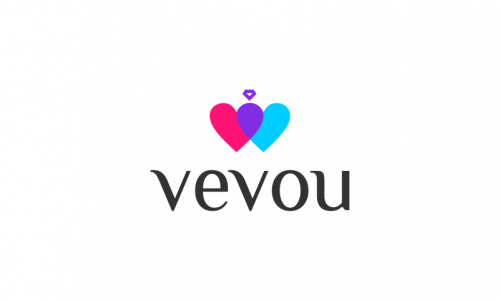 Vevou - Contemporary business name for sale