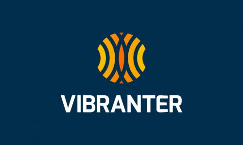 Vibranter - Healthcare startup name for sale